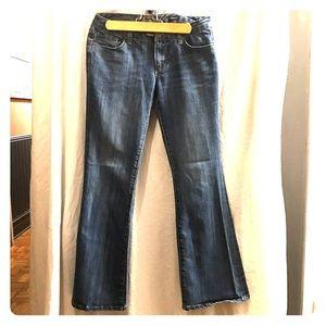 7 brand wide leg denim w/free item that's all love